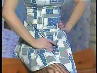 Mandy is a young British housewife who loves to play with herself