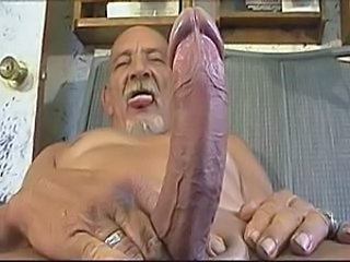 Video from: xhamster | Old man