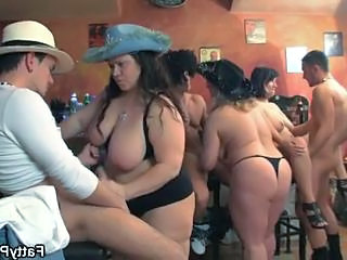 Orgy Party Old And Young Bbw Mature Bbw Tits Big Tits Bbw