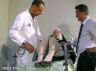 Doctor Nun Uniform Glasses Mature Doctor Mature Glasses Mature Mature Ass Punish