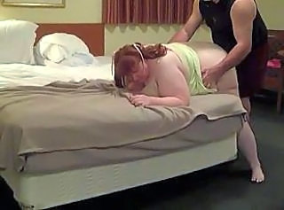 Spanking made Daddy horny
