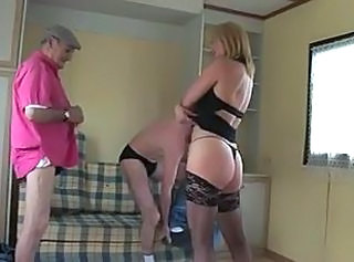 Ass Stockings MILF Milf Ass Milf Stockings Milf Threesome