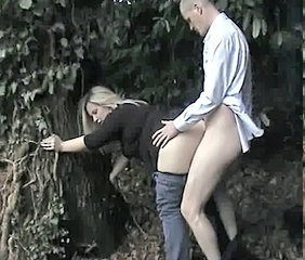 Doggystyle Clothed Outdoor British Milf Milf British Outdoor