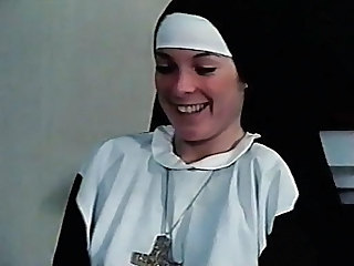 Nun Uniform Vintage Danish Hardcore Teen Teen Hardcore