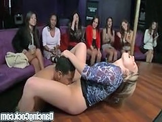 Party Licking CFNM Big Cock Milf Cfnm Party