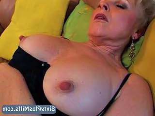 Videos from: pornoxo | Naughty blonde granny showing wet pussy