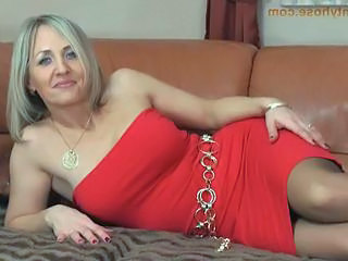 MILF Pantyhose Amazing Dress Milf Pantyhose