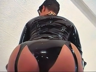Ass Latex MILF Milf Ass