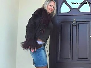 Stripper MILF Milf Ass Milf Pantyhose Outdoor