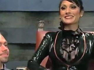 Latex MILF Dildo Milf