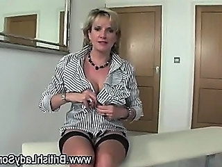 British European  British Milf Dirty Milf British