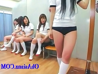 School Teen Uniform Asian Teen Milk School Teen