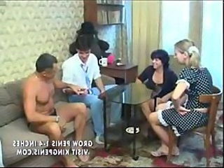 Swingers Russian Game