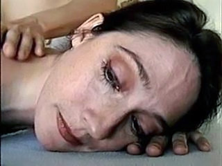 Massage Mom Brunette