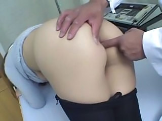 Ass Chinese Doctor Chinese Creampie Anal