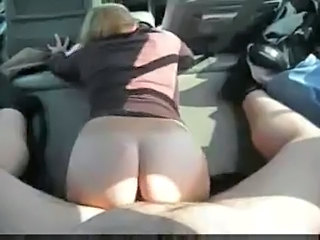 Ass Car Blonde Chubby Ass Chubby Blonde