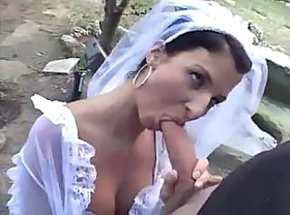 Wife French Blowjob French Outdoor