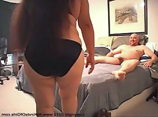 Big Butt Latina BBW Grandma