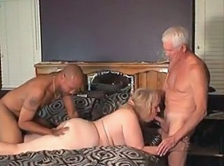 Blowjob Granny Interracial Interracial Threesome Threesome Interracial