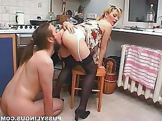 Russian Licking Stockings Milf Stockings Pussy Licking Russian Milf