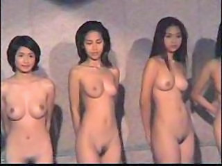 Asian Nude Contest b