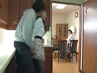 Kitchen Asian Japanese Japanese Milf Milf Asian Sister