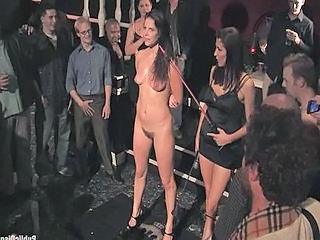 Video from: pornhub | Bobbi Starr returns to Public Disgrace
