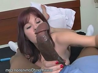 shaylee - mean school girl forces a black cock explos...