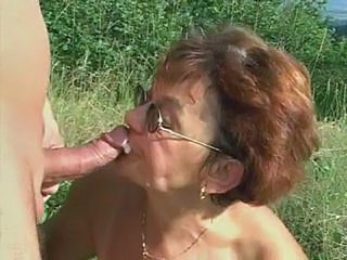 Grandma Is Horny As Hell