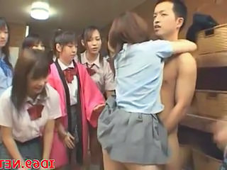 CFNM Uniform Teen Asian Teen Japanese Teen Teen Asian