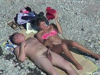 Beach Nudist MILF Nudist Beach Outdoor