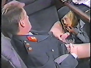 Vintage Clothed Army Blowjob Teen Teen Blowjob
