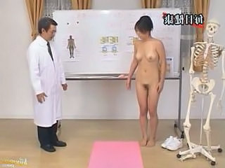 Chinese Asian Doctor Asian Teen Chinese Doctor Teen