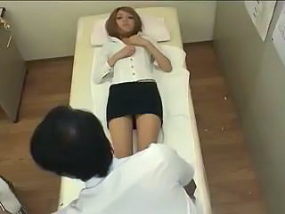 Massage Japanese HiddenCam Asian Teen Foot Hidden Teen