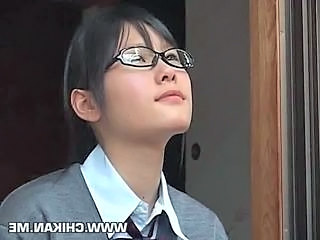 Glasses Student Asian Asian Teen Glasses Teen Teen Asian
