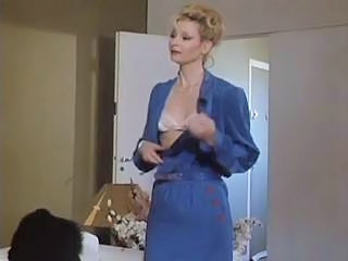 Small Tits Stripper Blonde French Milf