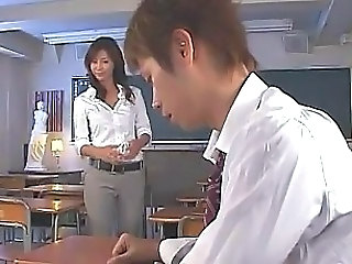 Teacher School Asian Classroom Japanese Milf Japanese School