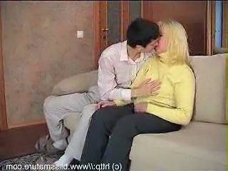 Mom Old And Young Amateur Mature Young Boy  Old And Young