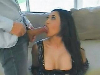 Mika Tan Sucks & Assfucks Huge C...