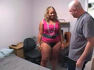 blonde ebony hard fucked 3