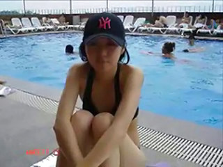 Pool Asian Korean Asian Teen Korean Teen Skinny Teen