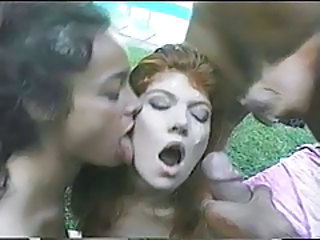Bukkake Cumshot Facial Cumshot Teen Group Teen Outdoor