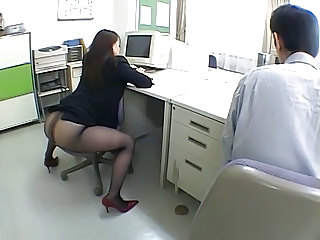 Pantyhose Secretary Ass Japanese Milf Milf Asian Milf Ass