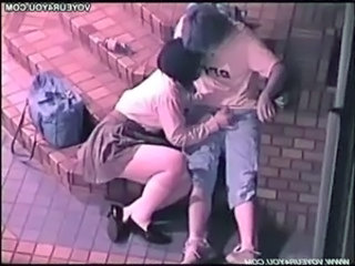Asian couples enjoying outdoor sex free