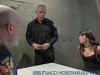 Prison Uniform Slave Son Spy French Strapon Busty