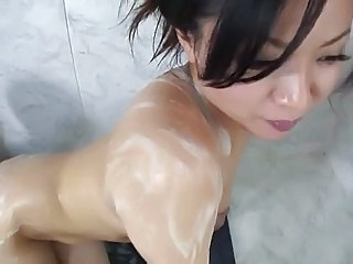 Bathroom Amazing Asian Bathroom Japanese Milf Milf Asian