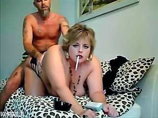 Smoking  Doggystyle Bbw Milf