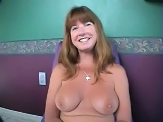 50 year old Milf gets gangbanged by black guys for an hour