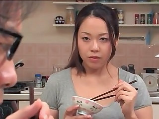 Kitchen Japanese MILF Japanese Milf Kitchen Sex Milf Asian
