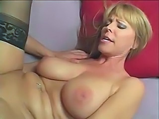 Housewife milf intense amateur fisting by troc